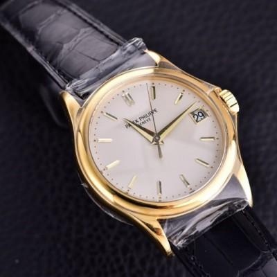 百达翡丽古典表系列5127手表,广州百达斐丽手表回收