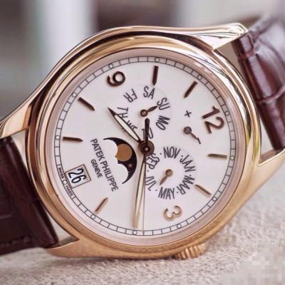百达翡丽 复杂时计款5146R ,二手百达斐丽手表回收