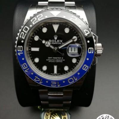 ROLEX 劳力士 格林尼治II型 116710BLNR