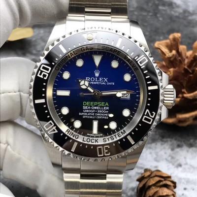 劳力士手表116660 表径44mm 防水3900米