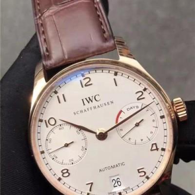 广州高价回收万国手表,海珠区万国飞行员系列手表回收