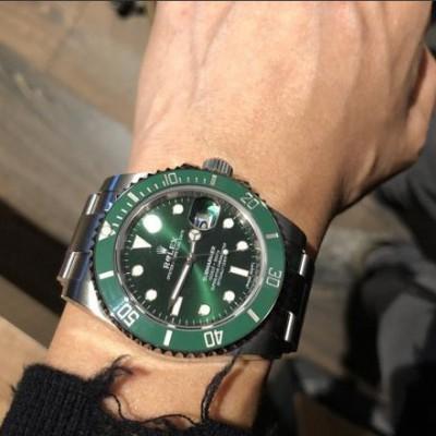 广州劳力士手表回收鉴定,荔湾区劳力士黑水鬼手表回收价格