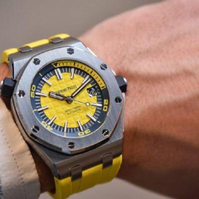 增城爱彼手表哪里回收,增城皇家橡树概念系列手表回收论坛