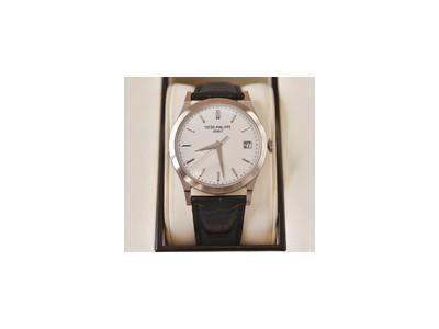 百达翡丽古典表系列5296G-010 白金腕表
