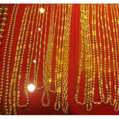 中山黄金项链回收,中山黄金回收价格查询