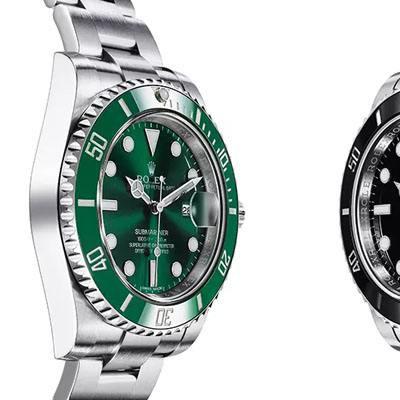 武汉劳力士格林尼治型手表回收典当